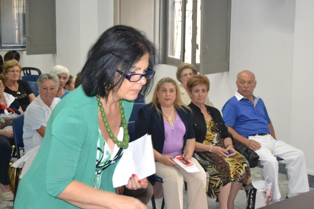 Le foto dell'incontro del 30 settembre 2012