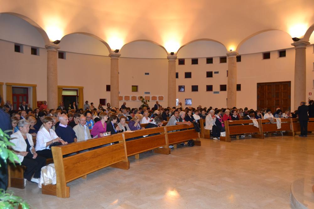 Ritiro Spirituale inizio anno associativo 2012