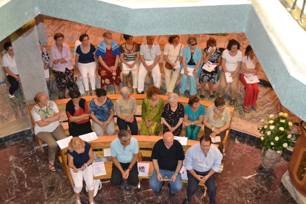 Esercizi Spirituali – Getsemani di Paestum