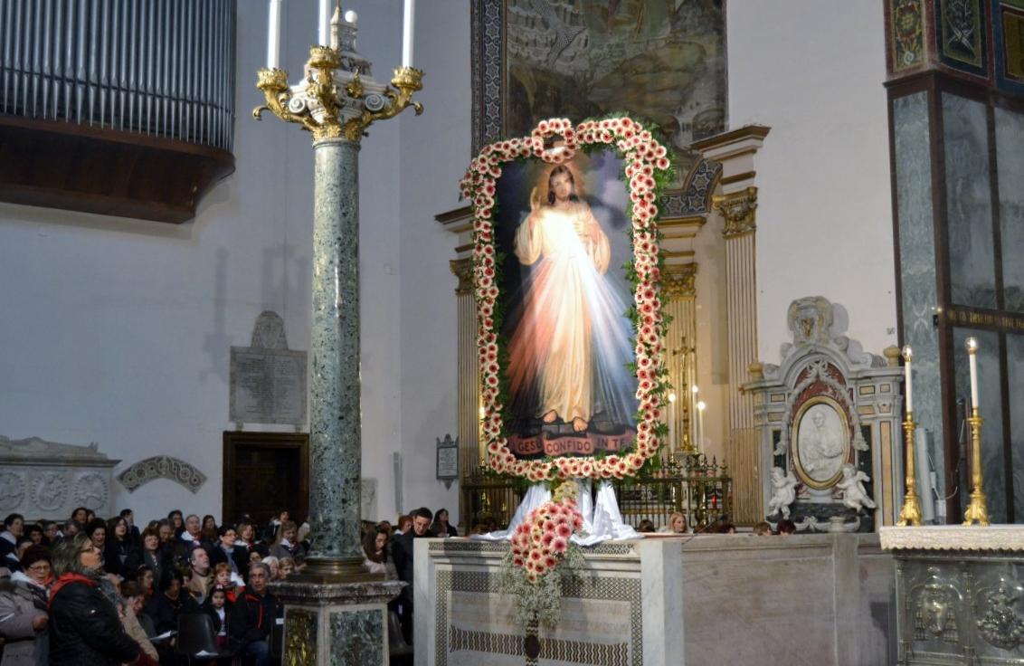 Festa della Divina Misericordia 2012 – Le foto