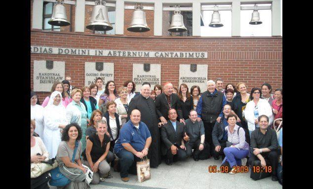 Pellegrinaggio in Polonia 2009