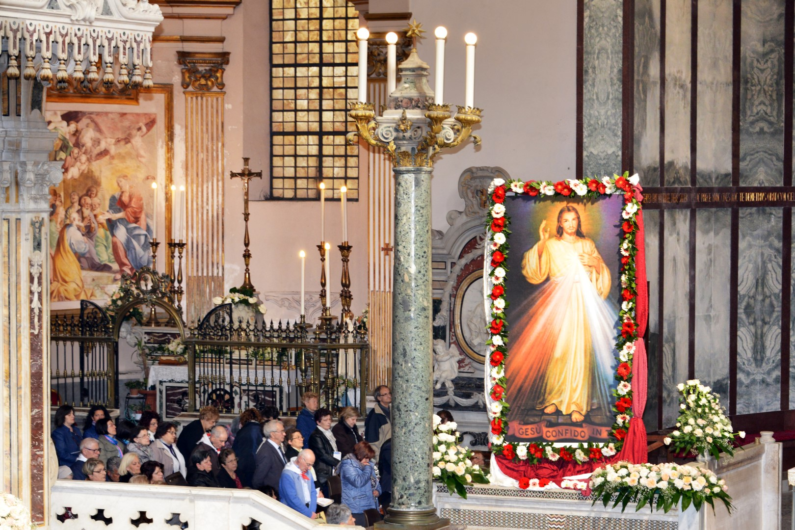 Foto Festa Divina Misericordia 2017 (foto e video)