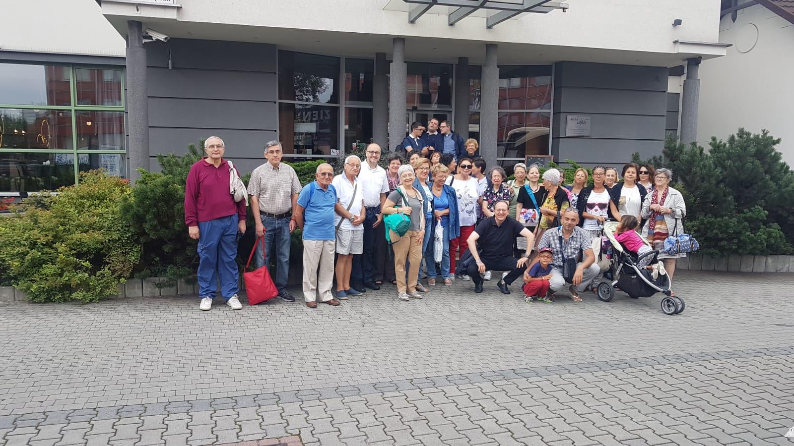 Polonia 2018_Sulle orme di Giovanni Paolo II e Santa Faustina