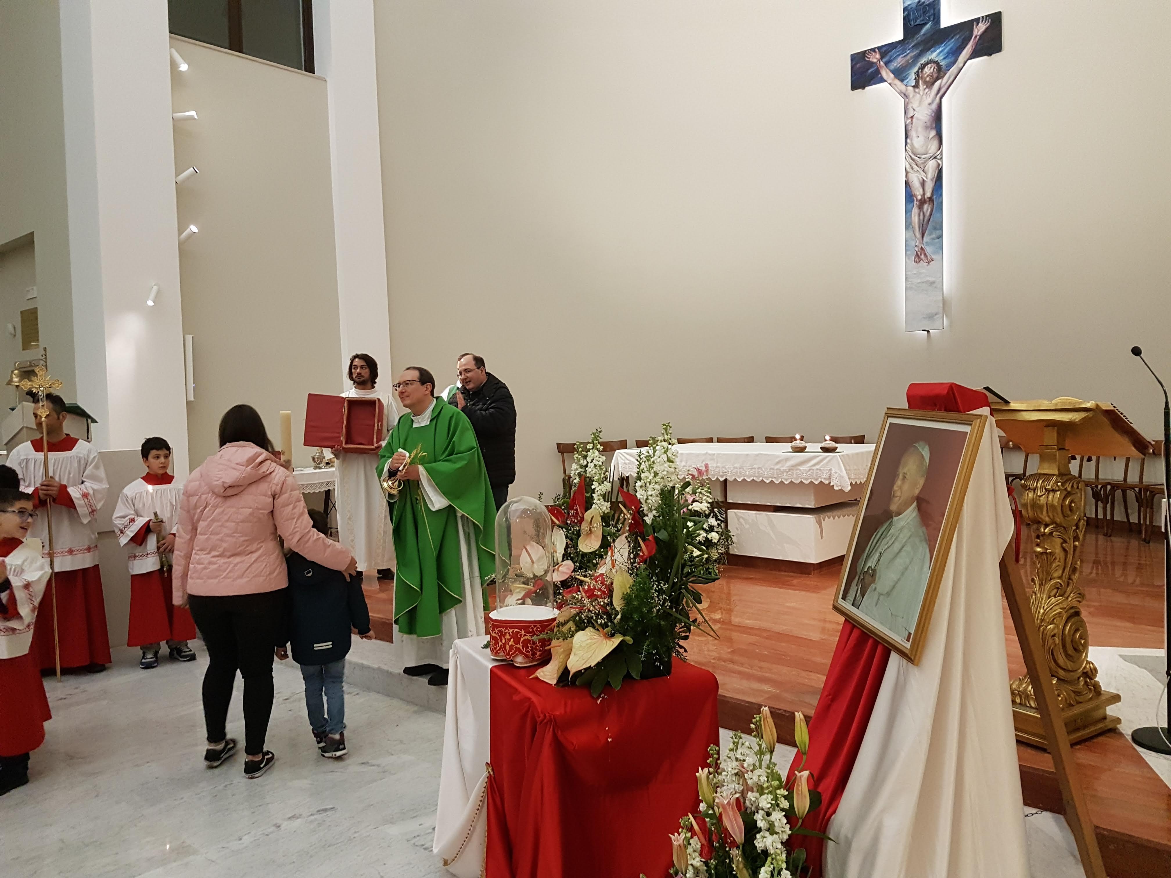 La Misericordia di Dio in San Giovanni Paolo II