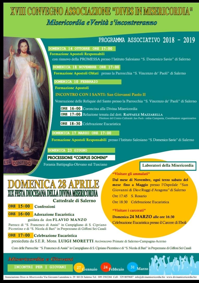 Programma Anno 2018-2019