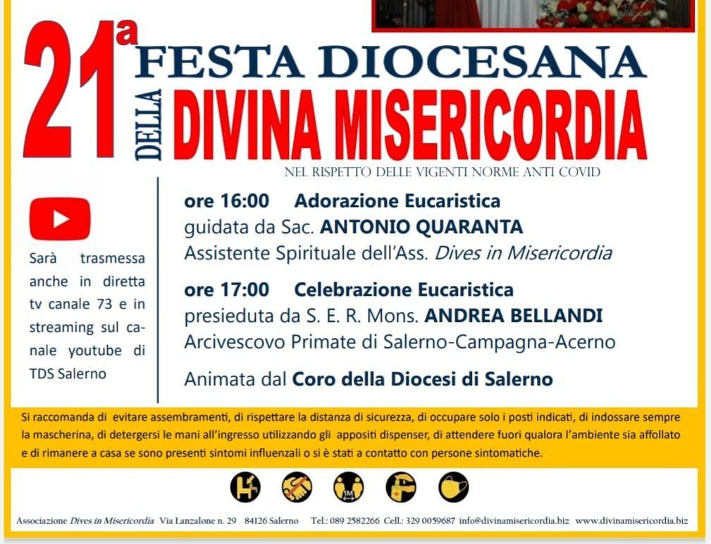 Festa della Divina Misericordia 2021